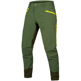 Endura SingleTrack II Pantalon Homme, forest green